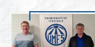 Jónas M. Pétursson og Stefán Garðar Níelsson